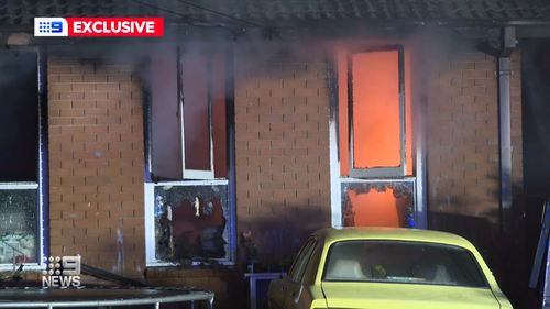 House fire destroys family home inhabited by three generations in Greystanes