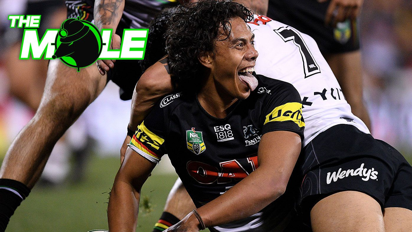 Penrith Panthers issue 'hands off' warning on young star Jarome Luai