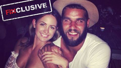 Jesinta Campbell, Buddy Franklin