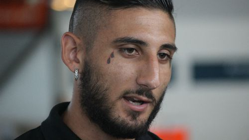 Wanderers striker Kerem Bulut charged with intimidation