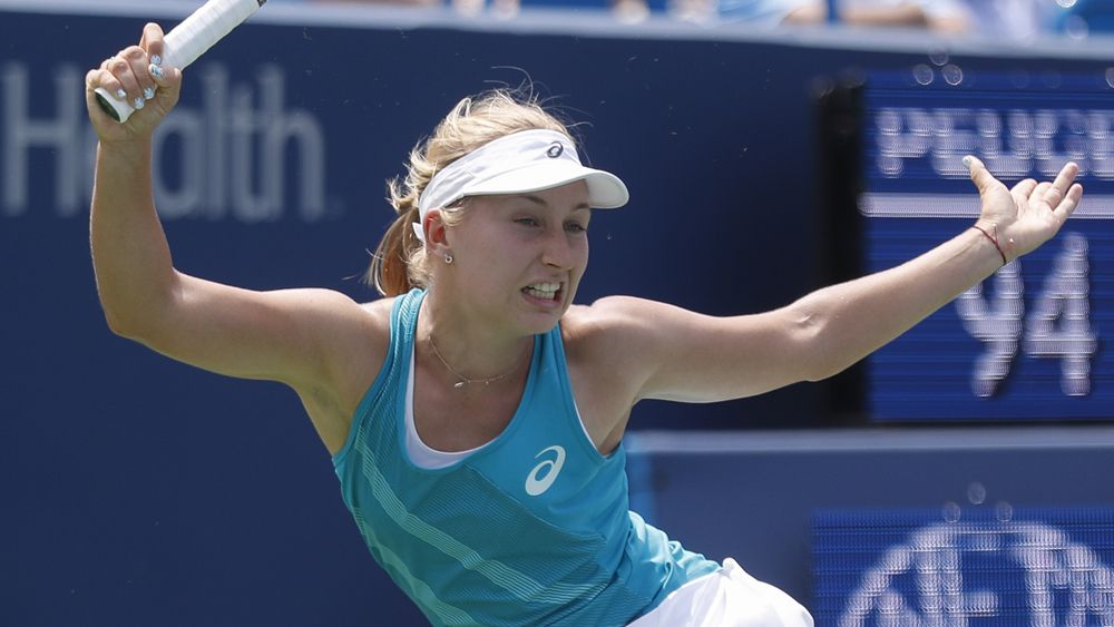 Daria Gavrilova reaches Hong Kong tennis final