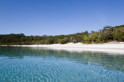 Lake Mckenzie, Fraser Island, Queensland