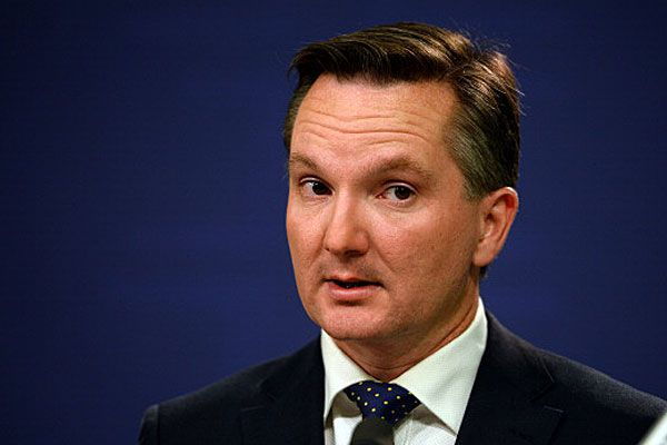 Shadown Treasurer Chris Bowen