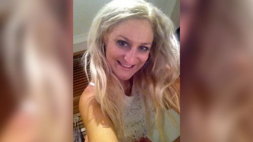 The body of 39-year-old mother, Kristie Powell, has been found in a home at Bellambi, south of Sydney, near her unharmed five-month-old son.