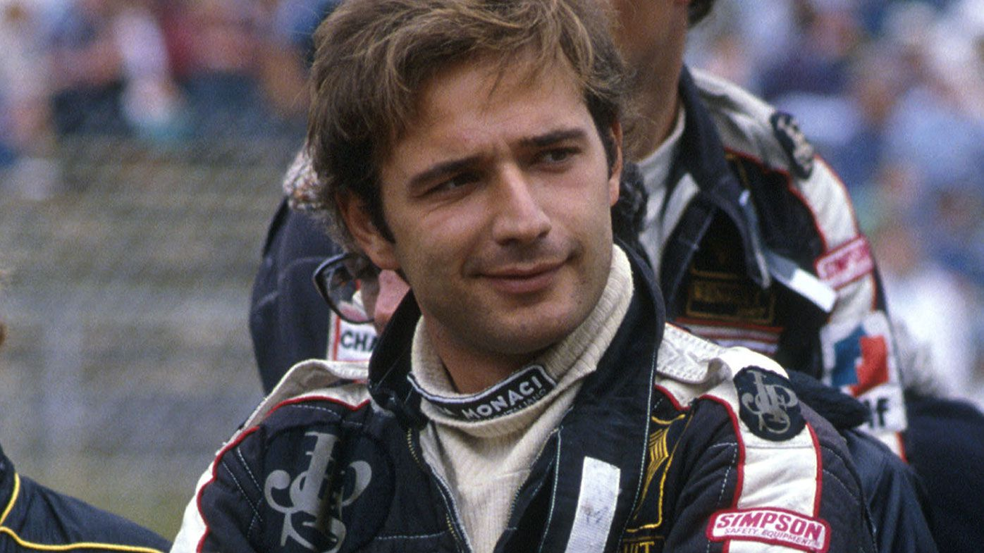 EXCLUSIVE: Elio de Angelis remembered as a 'super guy' 35 years after awful testing tragedy that claimed his life