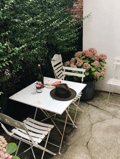 Get your plastic garden furniture ready for spring