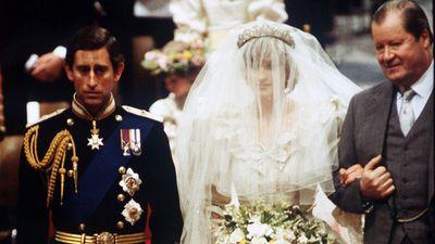 Princess Diana said the wrong name