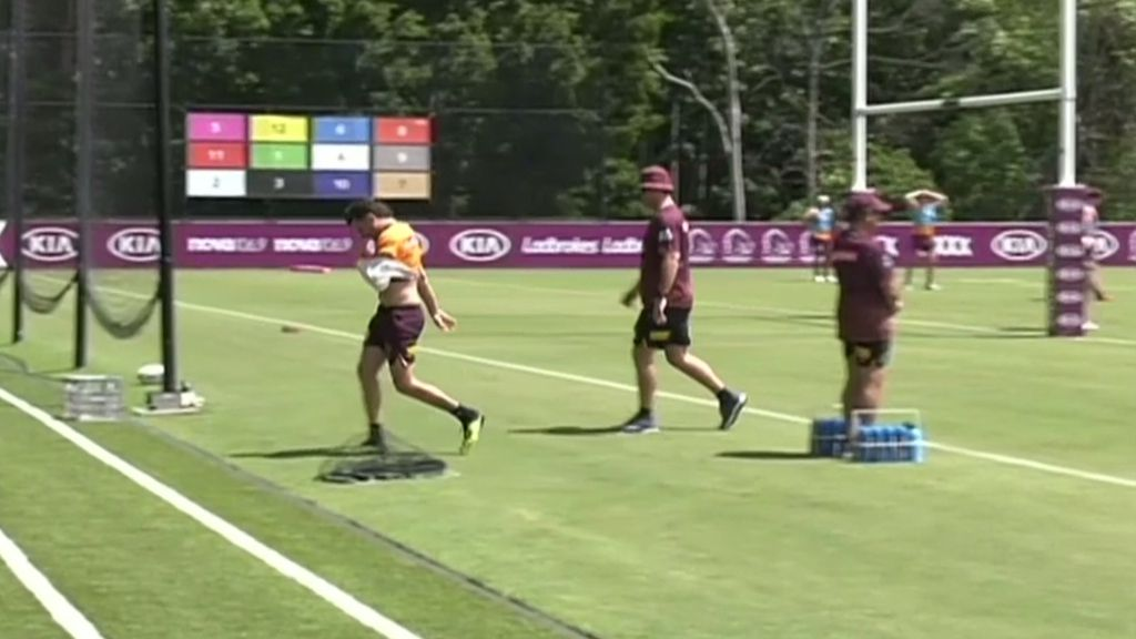Brisbane Broncos star Jack Bird suffers second ACL injury in two years