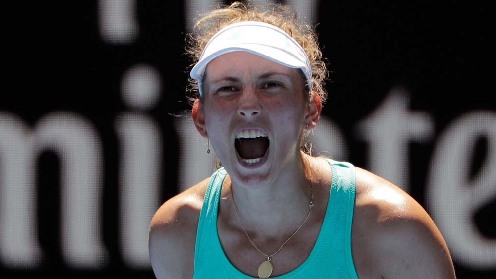 Elise Mertens wows herself by booking semi-final spot at Australian Open