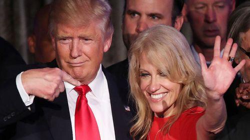 Donald Trump adviser Kellyanne Conway has spoken of 'alternative facts'.