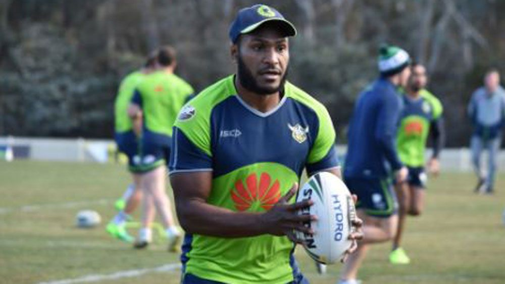 Former Canberra Raider and Papua New Guinea international Kato Ottio dies aged 23