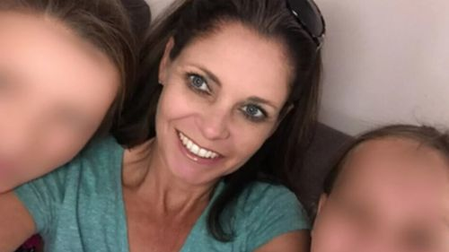 Gayle Potter, 46, was struck and killed by a car this morning.