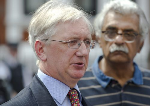 Former British Ambassador to Uzbekistan Craig Murray.