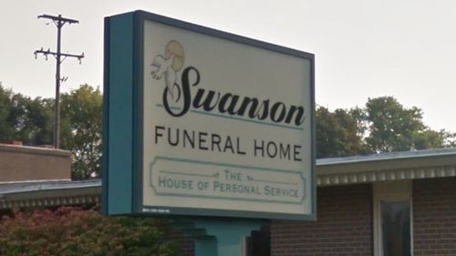 Unrefrigerated bodies were found in the Michigan funeral home. (Google Maps)