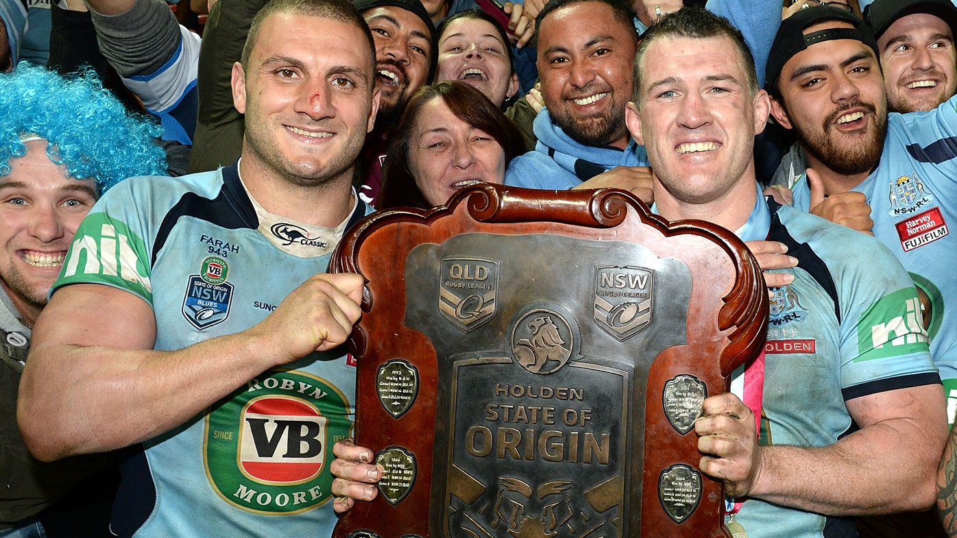 EXCLUSIVE: Phil Gould and Paul Gallen discuss fallout of the 2014 NSW Origin win