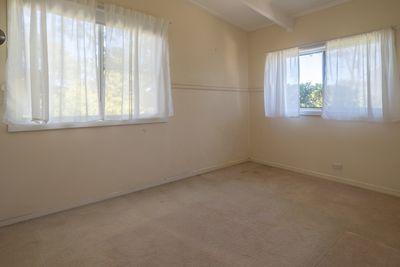Bedrooms before