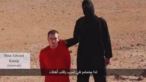 Australian possibly among ISIL hostage executioners
