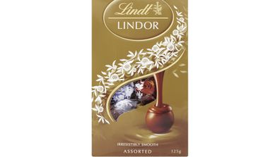 Lindt chocolates are on the price drop list