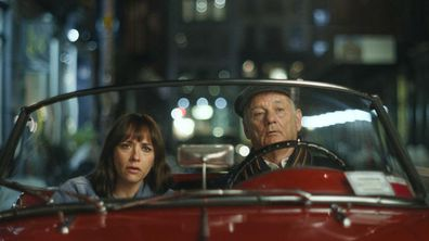 Rashida Jones and Bill Murray team up in the comedy-drama, taking on New York and exploring the intimate bond between father and daughter.