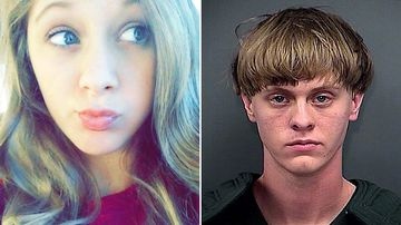 Charleston church shooter's sister charged over weapons at school