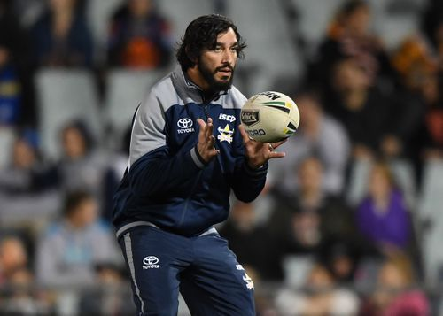 Johnathan Thurston has spent the better part of the season inured. (AAP)