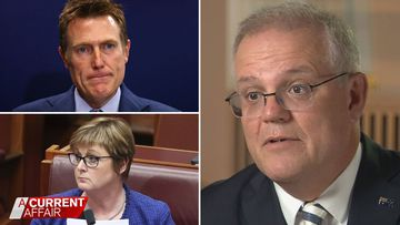 """Christian Porter and Linda Reynolds """"will continue to play an important role"""" in Morrison Cabinet"""