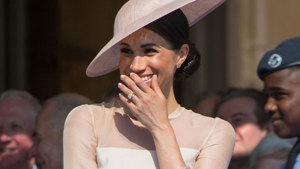 Meghan Markle flirtation with boy band member