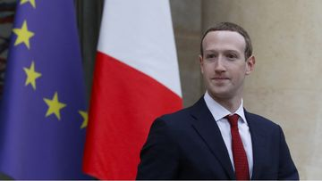190516 Facebook live streaming rules crack down Paris global summit News World
