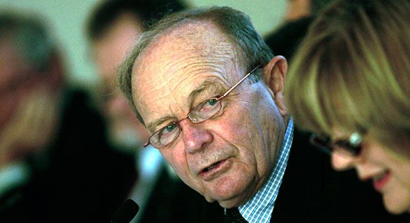 Billionaire Harvey Norman founder Gerry Harvey. (AAP)