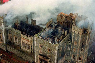 Royal family condolences Notre Dame fire
