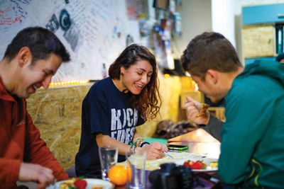 Best Solo Male Hostel – Hostel One Paralelo, Barcelona