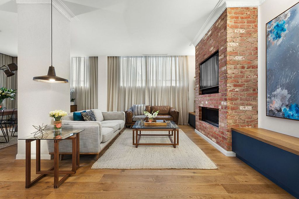 The Block: Two Melbourne penthouses are up for auction at the same