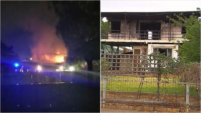 Adelaide arson attack: 'The whole place was just ablaze'