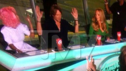Mariah Carey: 'Nicki Minaj really did threaten to shoot me on Idol set'