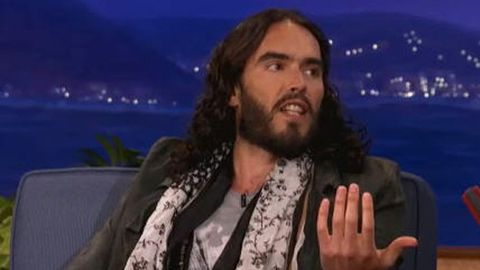 Russell Brand: The Olympics will flop and the Queen will 'do a fart'
