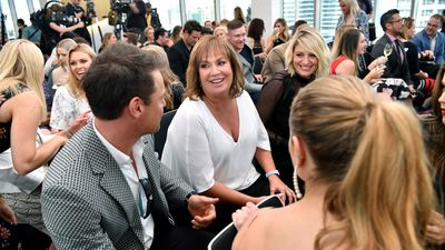 Nine's Tracy Grimshaw in the running for her first Gold Logie
