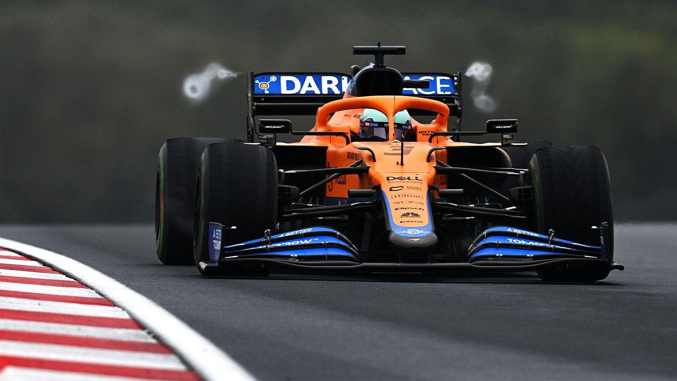 'Bitter' Ricciardo's huge Formula 1 revelation