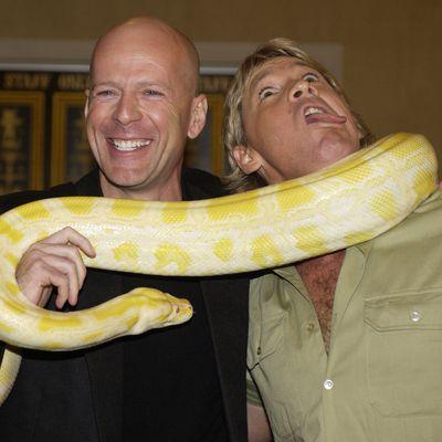 Steve Irwin: 2002