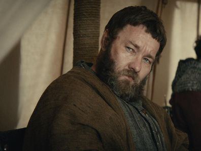The King, movie, Joel Edgerton, Sir John Falstaff