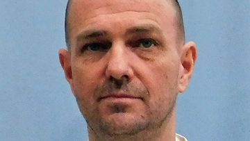 Convicted killer Michael Wayne Eggers was executed in Alabama after dropping his appeals process. (AP).