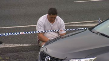 Court shown moment man is killed by truck in road rage death trial