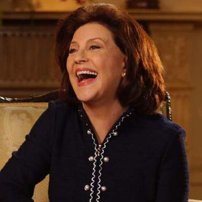 Kelly Bishop as Emily Gilmore: Then