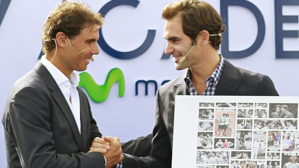Federer must attack Nadal, say the greats