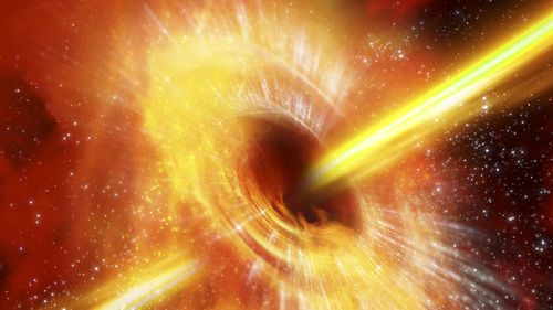 Biggest explosion in universe`s history detected by telescopes