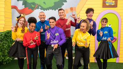 Fruit Salad TV featuring the new diverse Wiggles cast members