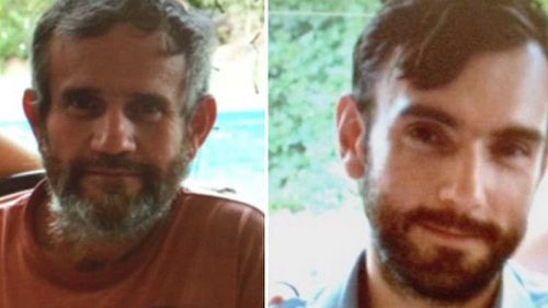 Father and son fugitives Gino and Mark Stocco plead guilty to murder