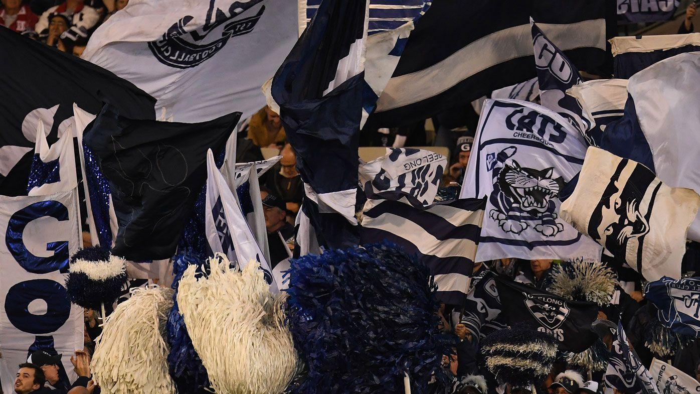 Saddest thing to segregate AFL fans at games after Melbourne-Geelong brawl: Lyon