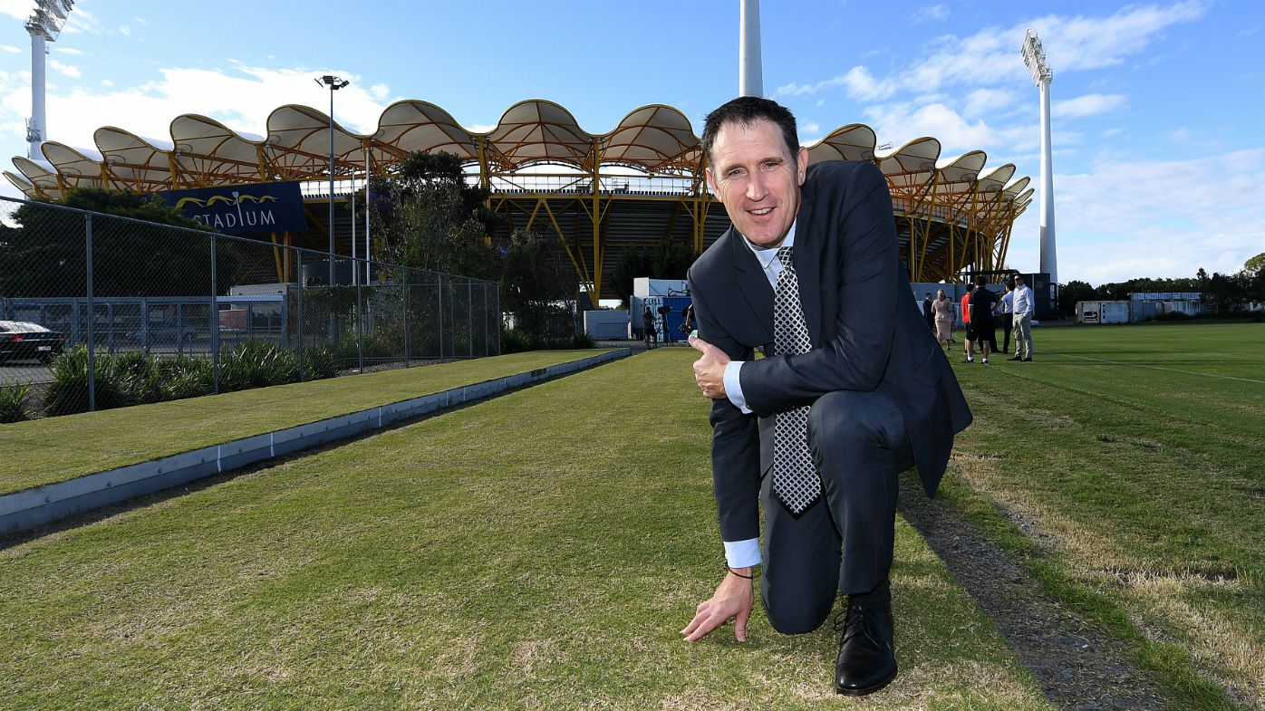 Sutherland wants to lead cricket's change