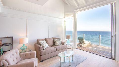 Judy Garland's Malibu home
