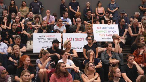 Aya Maasarwe Melbourne Murder Vigil